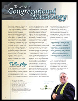The Congregationalist Magazine March 2019